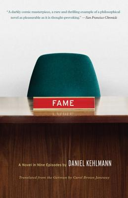 Fame By Kehlmann, Daniel